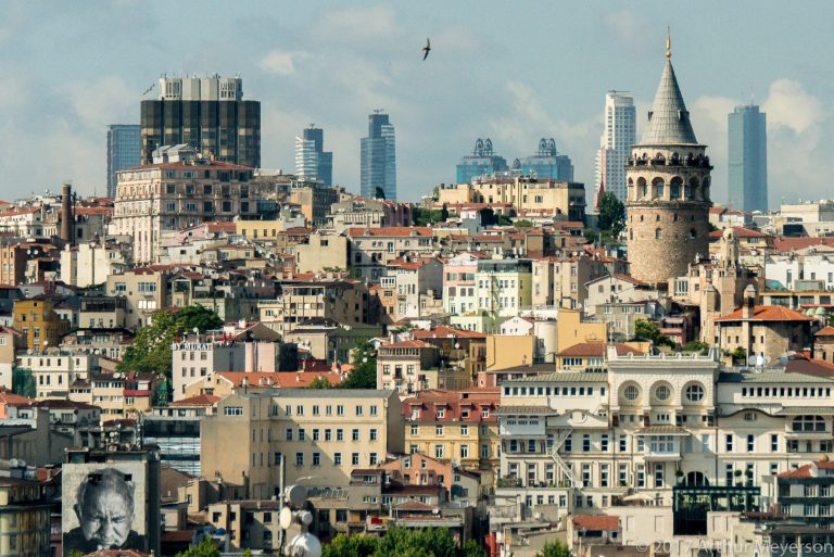 Cityscape, Istanbul