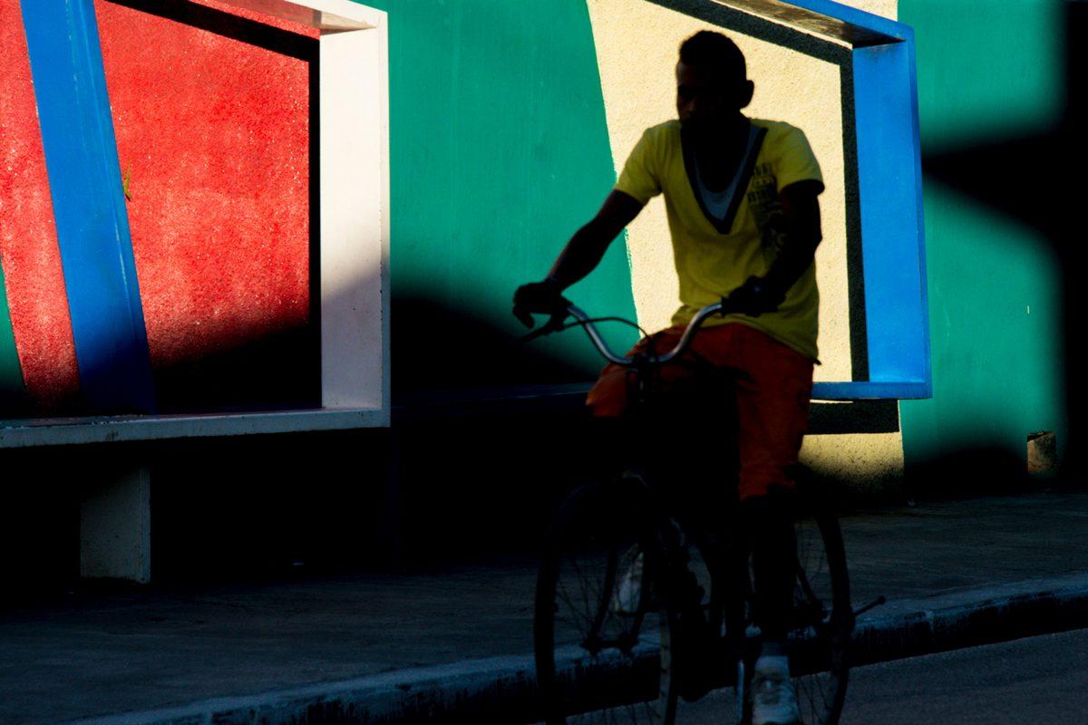 Cyclist, Bayamo