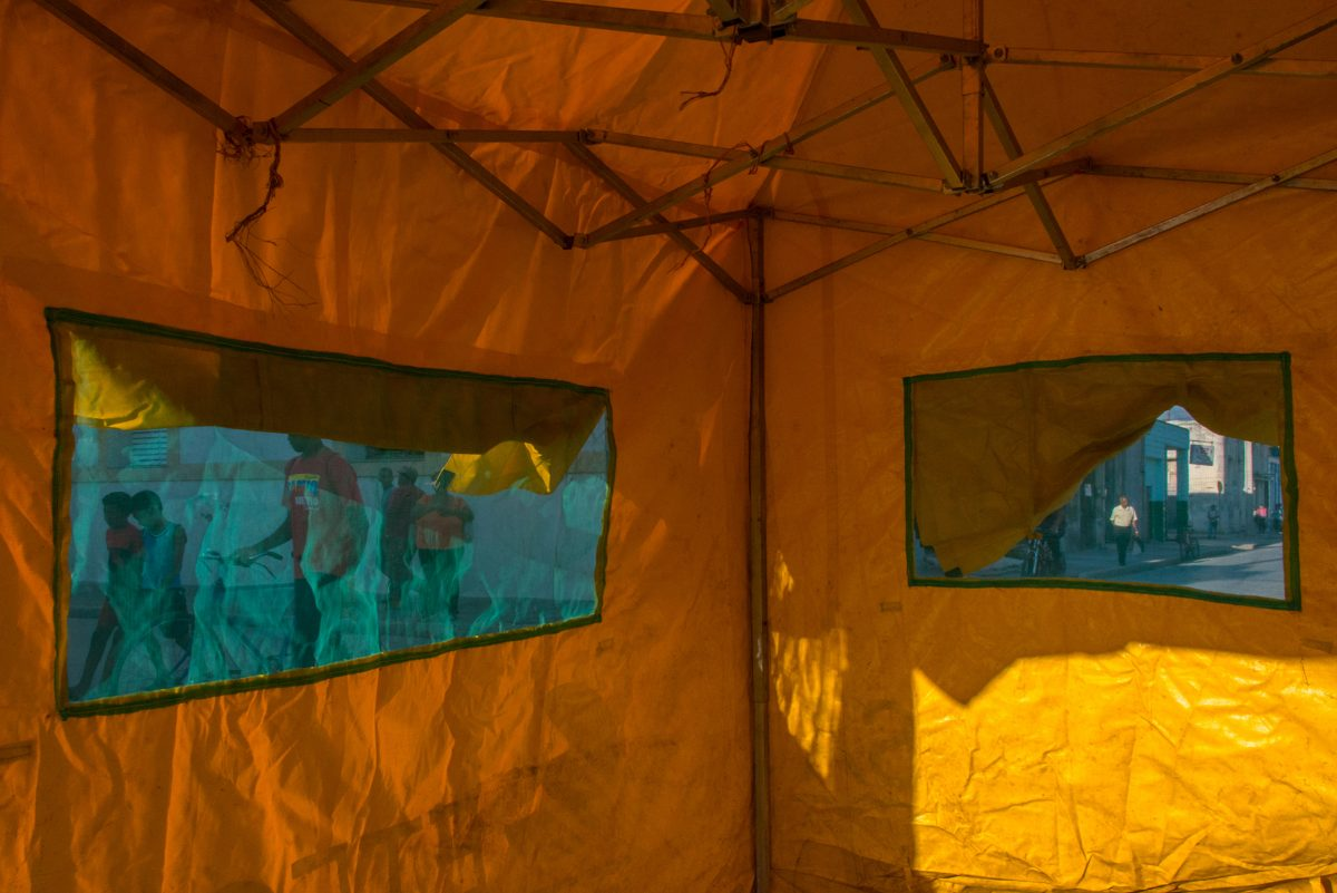 Construction Tent, Manzanillo