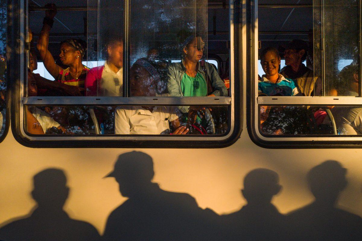 Bus, Cuba