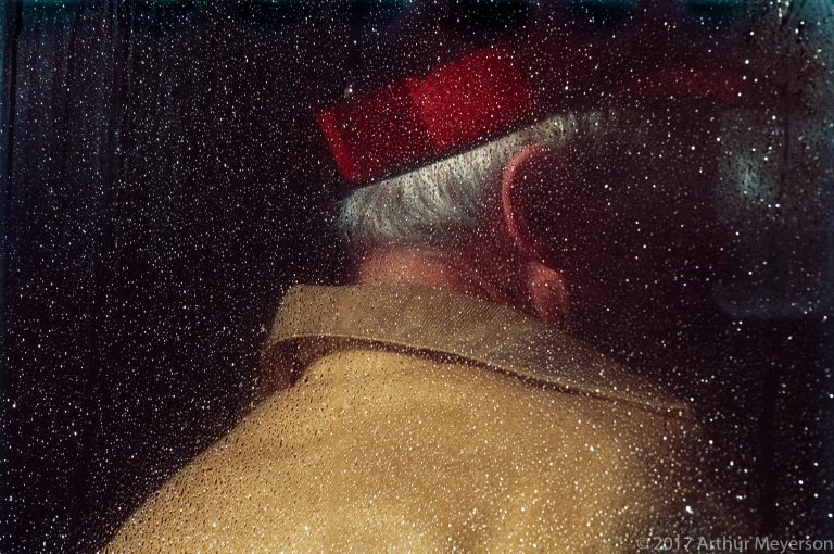 Red Hat, Wyoming 1989 (MFAH Collection)