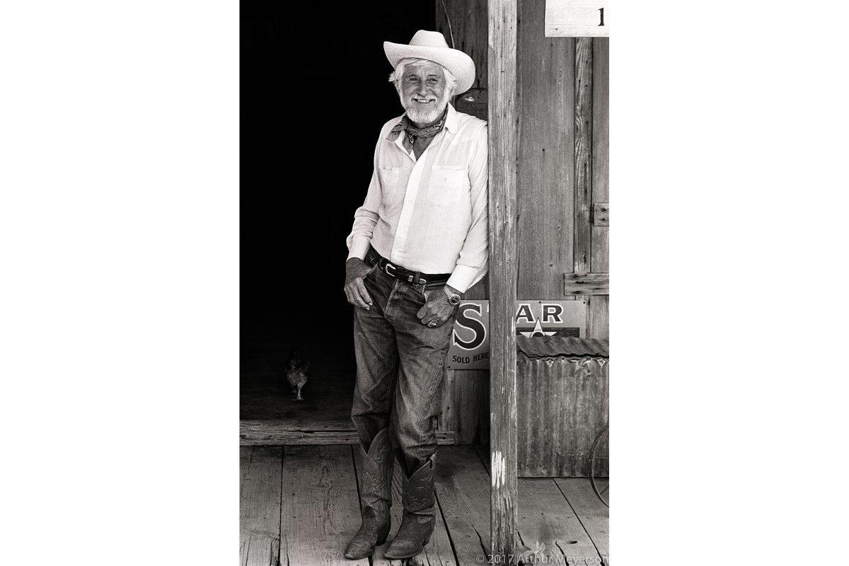 Hondo Crouch, Luckenbach, TX