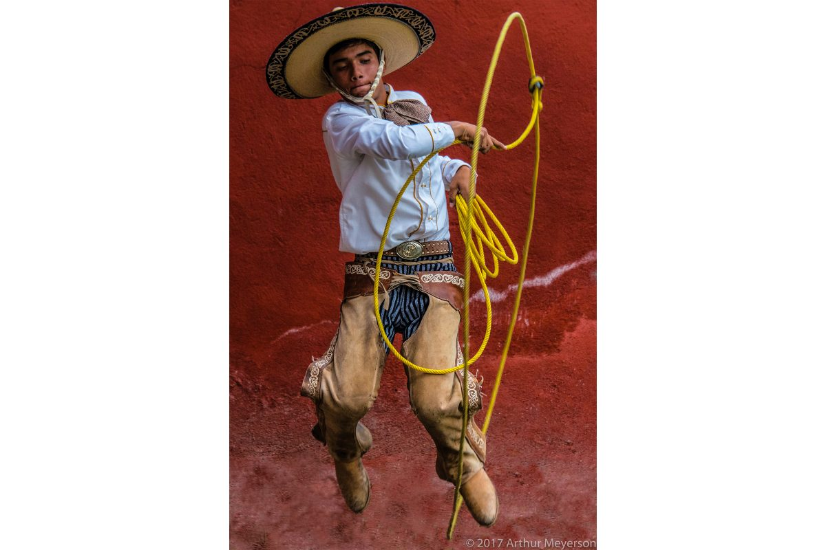Rope Trick, Alcocer