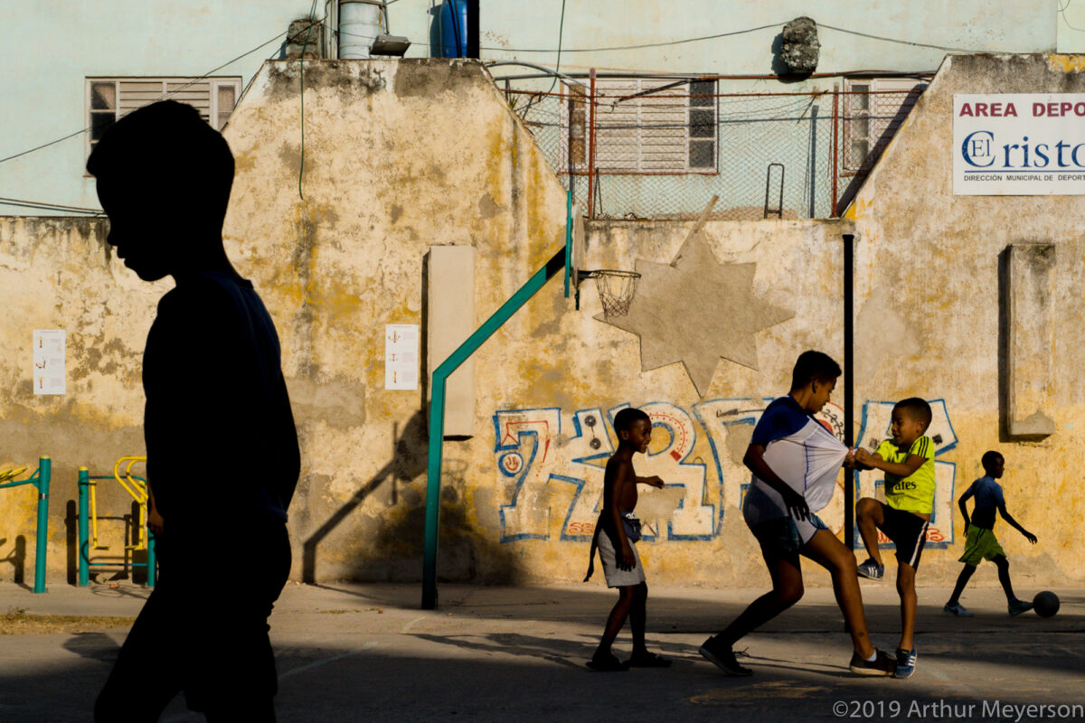 Playground, Havana