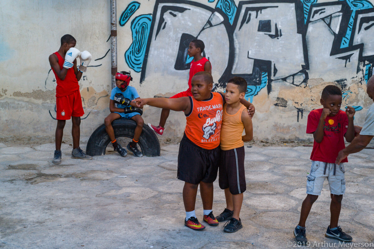 Boxing Club, Havana