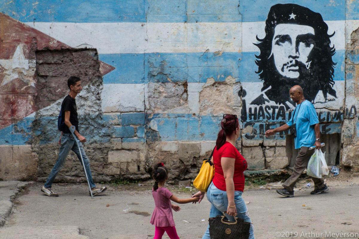 Che Mural, Havana